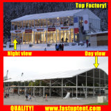 Motor Racing를 위한 거대한 Clear Top Double Decker Marquee Tent