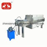 Seling caliente de acero inoxidable Filtro de aceite de cocina hidráulica Máquina