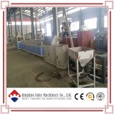 WPC Rail Fencing Board Extrusion Machine