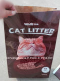 Katze-Sänfte-Papierbeutel-mehrschichtiger Papierverpackenkraftpapier-Beutel