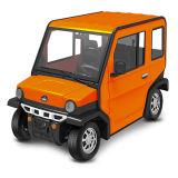4 Asientos Coche eléctrico Utility Vehicle lechugas de vehículos velocidad