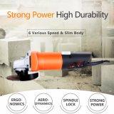 Moedor de ângulo durável elevado das ferramentas de potência 115mm
