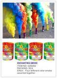Rauch-Brunnen-bezaubernde Rauch-Farben-Rauch-Feuerwerke färben