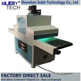 가져온 UV 빛 관을%s 가진 UV 치료 기계 건조기 기계를 인쇄하는 Silksreen
