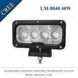 CREE luces de conducción de la alta calidad de 5 pulgadas 40W campo a través