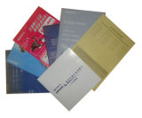 Impresión del libro, compartimiento, folleto