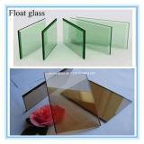 超明確な緩和された浮遊物の低いE反射薄板にされた絶縁された構築ガラス