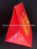 Хозяйственная сумка с ручкой/пластичным мешком подарка