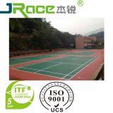 Im Freienpolyurethan Sports Oberfläche für Basketball-Bodenbelag