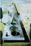 Salvador Dali Huile sur toile - 04