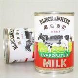 Het Tin dat van de geëvaporeerde melk 390g Hoogste Kwaliteit inpakt