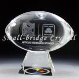 Concessão de cristal da esfera 3D (ND4027)