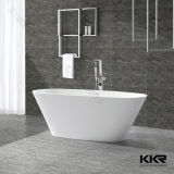 Baignoire autoportante en pierre acrylique sanitaire 061604