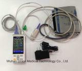 Oxymètre de pouls portatif avec USB: SpO2, NIBP et Temp