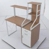 خشبيّة حاسوب مكتب مع عربة صغيرة
