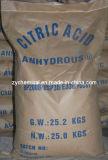 Zitronensäure-Monohydrat/wasserfreies, Nahrungsmittelbestandteile, Bp98/E330/FCC, Halal/Kosher/GMP