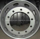 roues populaires d'acier du camion 9.00X22.5 lourd