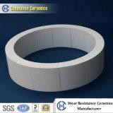 Alta Chemshun cerámica alúmina se dobla para tuberías de revestimiento Proveedor