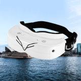 China Novos Produtos LCD a Cores Visor Binocular Óculos Falcon Fpv Quadcopter para fone de ouvido