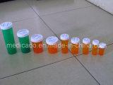 Flacon en plastique de médecine, médecine, de conteneurs en plastique bouteille en plastique, conteneur de pilule pilule