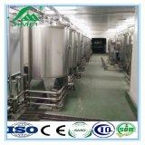 Het Vullen van de Verpakking van de Melk van de Doos van het Karton van de baksteen de Installatie van de Lijn van de Verwerking van de Productie