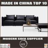 Sofa sectionnel de salon de tissu moderne de salle de séjour