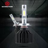 Markcars Accesorios Motocicleta 9007 LED Lámpara de faro