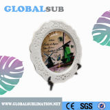Best Gift Sublimation Ceramic Plates with Wholesale Price