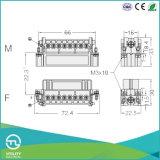 16p компактный размер разъема для тяжелых условий эксплуатации вставьте 250В/16A