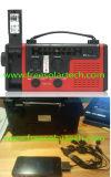 **AA001***Radio solaire, avec une torche dynamo solaire Radio/sirène