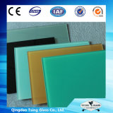Ce/CCC/SGSの証明書との3-8mmからの強くされた塗られたガラス