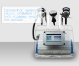 Ultrasone Liposuction Machine van de Schoonheid van het Verlies van het Gewicht van het Vermageringsdieet van het Lichaam van de Radiofrequentie van de Cavitatie de Bio Bipolaire rf van 40 K Vette Brandende
