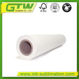 Великолепное качество 90 GSM Быстросохнущие Сублимация бумаги для текстильной печати