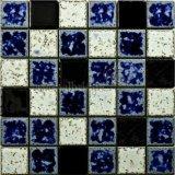 Mosaico cerâmico Dynastic M48tdc336--Mosaico luxuoso Tiles de Blue e de White Ceramic