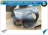 Aço carbono igual a conexão do tubo em T