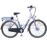 700c Electric Bike/Rear Carrier Battery E Bike (LB7008F)