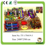 Candy Land Series playground coberto equipamentos (TY-170310-3)