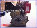 Gekoelde Dieselmotor van de Motor van de Boot van de Motor van de Dieselmotor van Yanmar van het Type 211cc van Cp170f 3.8HP de Verticale Mariene Lucht