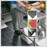 Hotel Cozinha antiderrapantes tapetes de borracha durável, equipamento de cozinha