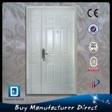 Einfache Art-flache Metallstahl-Tür