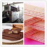 Автоматический механизм шоколада вафельной печенье производственной линии из Китая