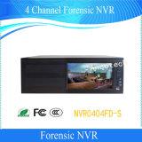 Dahua 4 gerichtliches Echtzeitnetz-Videogerät des Kanal-1080P (NVR0404FD-S)