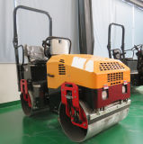 1700kg 진동하는 두 배 드럼 아스팔트 롤러 (FYL-900)