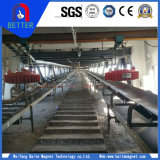 ISO/SGS/Ce 자석 승인되는 Rcdb-10 시리즈 현탁액 또는 석탄 또는 시멘트 또는 강철 공장을%s 무기물 또는 철 분리기