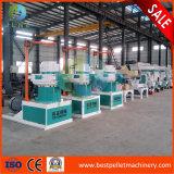 Réducteur de haute efficacité type moulin de la biomasse comme combustible Pellet Appuyez sur la machine