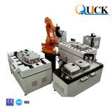 3D Machine van het Lassen van de Laser van de Robot voor Gootsteen (ql-CW1000)