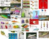 Het hoogste Aas van de Visserij van de Rang Plastic