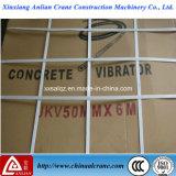 De wijd Gebruikte Elektrische Schacht van de Concrete Vibrator