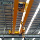 Die 50 Tonnen-Maschinen-Doppeltes strahlt Laufkran
