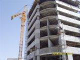 Hsjj Qtz80 (6011) de la construcción de la grúa torre 8 Ton.